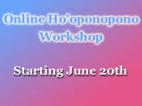 Hooponopono Workshop